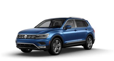 Reeves Volkswagen by 2018 Volkswagen Tiguan Specs Reeves Vw In Ta