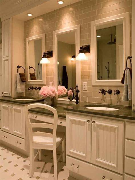 bathroom vanities with dressing table 17 best ideas about bathroom makeup vanities on