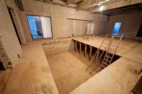 prix de construction d un sous sol