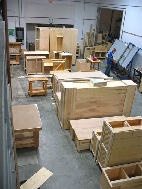 Our Facility Shaw Woodworking Inc