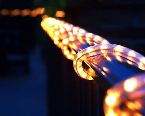 rope lights on deck how to use outdoor rope lights pegasus lighting