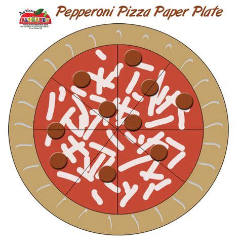 pizza crafts for letter p activities preschool lesson plans
