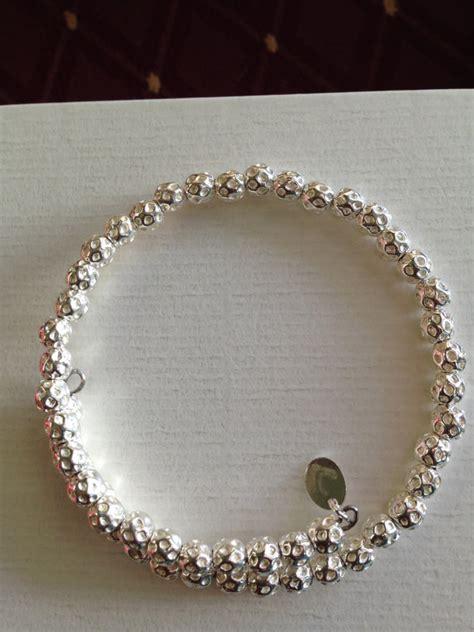 alex and ani bead bracelet alex and ani inspired wrap bead bracelet silver sounds
