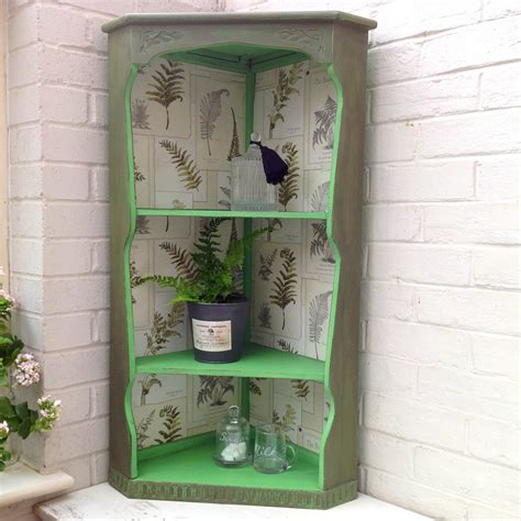 decoupage shelves decoupage corner shelf cupboard no44 homeworks