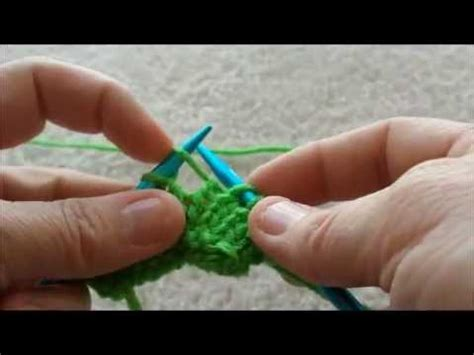 knitting increase at beginning of row knitting beginner increases m1 quot make one quot and adding