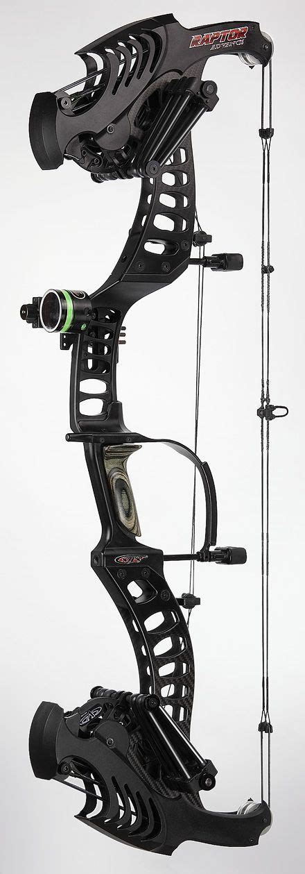 wood rubber sts the quot bow flex quot compound bow sts raptor rubber power
