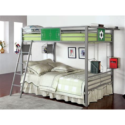 furniture of america bunk beds furniture of america larsen bunk bed with