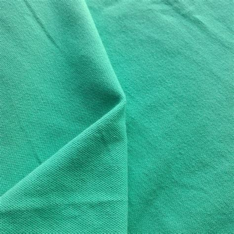pique knit fabric 100 cotton pique knit fabric 32s knitted fabric