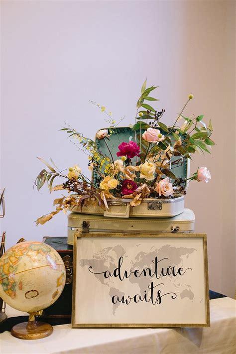 Travel Decorations by 17 Parasta Ideaa Travel Theme Weddings Pinterestiss 228