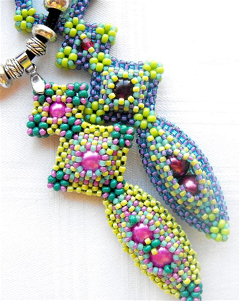bead weaving tutorials free beadweaving tutorials including freeform beading