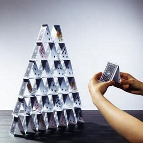 how to make a house of cards for beginners the winners losers in the future chris kranky