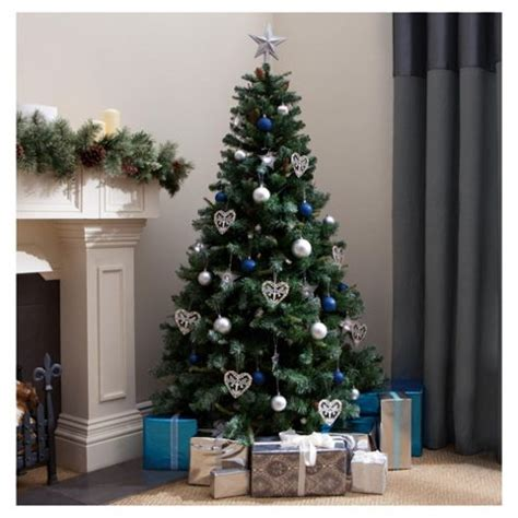 tree decorations tesco buy snow alps spruce 6ft tree tesco from our
