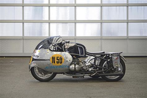 Bmw Motorcycles by 1957 Bmw Racing Kneeler Motorcycle