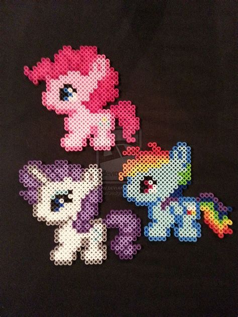 17 Best Images About Perler My Pony My