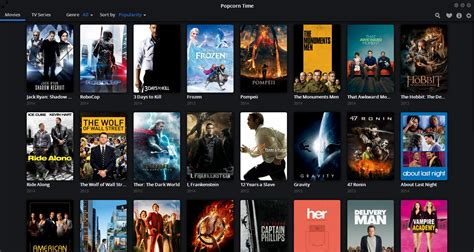 tv show popcorn time now streams tv shows and is available on android