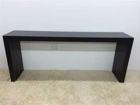 parsons sofa table parsons sofa table two dollar table who took my