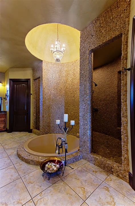 master bathroom with walk in shower beautiful master bathroom with walk through shower