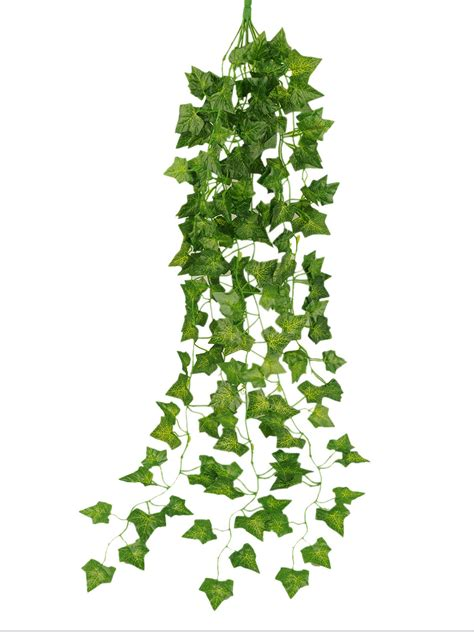 hanging plant artificial garden green plant hanging vine plant leaves
