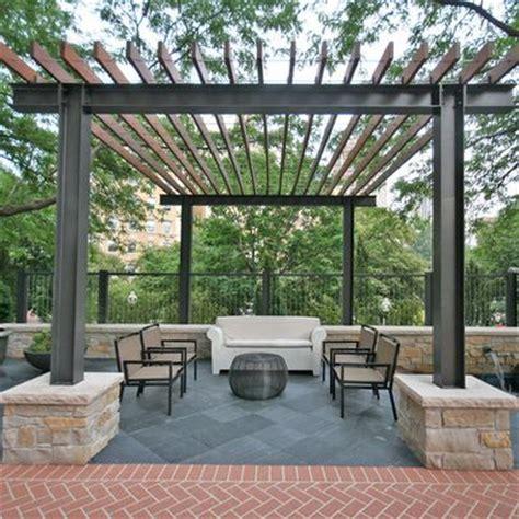 17 best ideas about steel pergola on metal pergola modern pergola and i beam