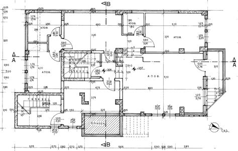 architectural plans zenith architecture high end villa