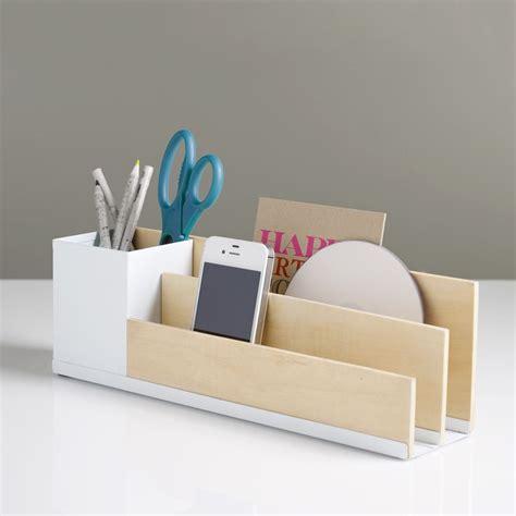 designer desk organizer diy inspiration desk organizer use balsa wood or