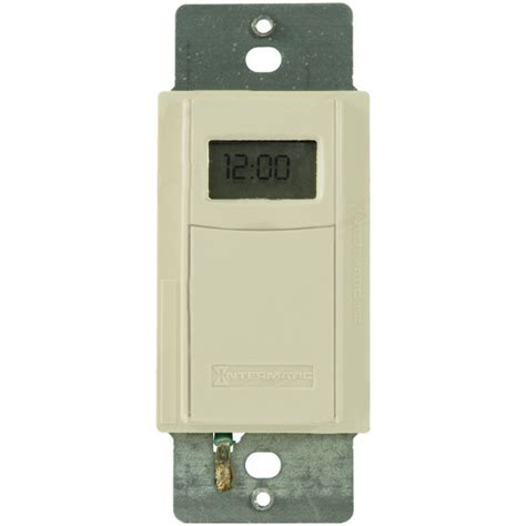 intermatic timer intermatic st01ac heavy duty in wall timer