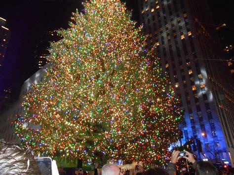 2014 rockefeller tree lighting rockefeller tree lighting ties to berkeley heights news