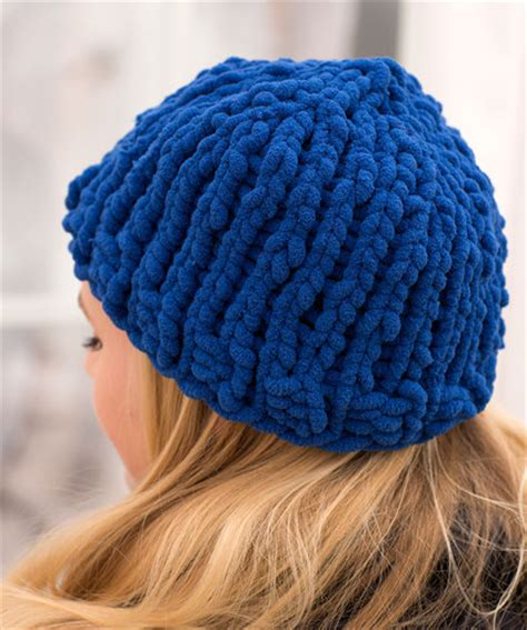 easy knit beanie knitting patterns galore easy peasy hat