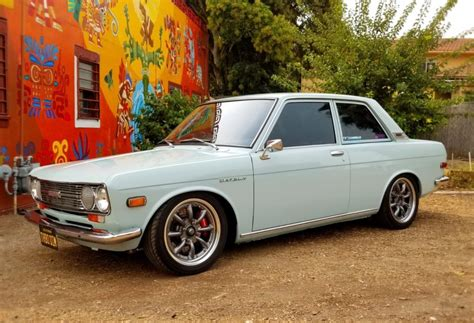 Datsun 510 Coupe For Sale by Sr20det Powered 1971 Datsun 510 For Sale On Bat Auctions