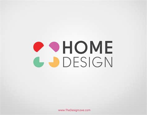 Home Design Logo premium vector home design logo