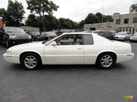 2002 Cadillac Eldorado by 2002 Cadillac Eldorado Etc Collector Series In White