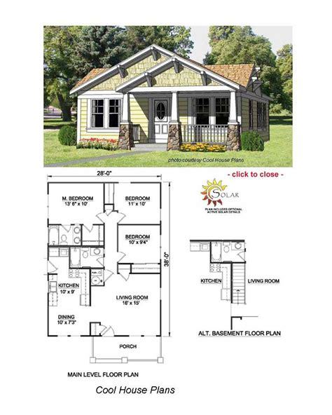 houses and floor plans bungalow floor plans basement bungalow craft and craftsman
