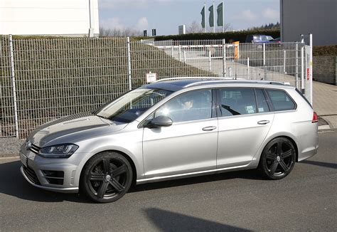 volkswagen golf r variant wagon germanboost mkvii golf r wagon coming just not the usa