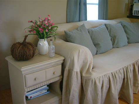 shabby chic sofa slipcovers shabby chic sofa slipcover throw