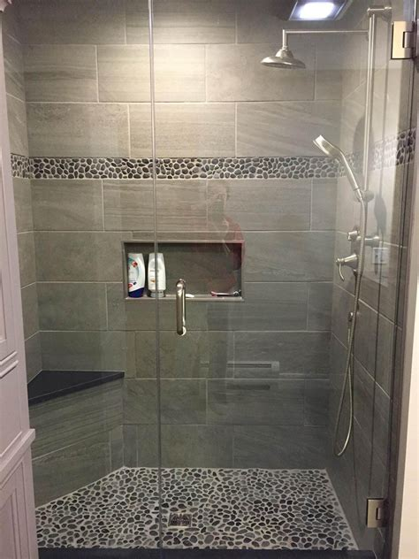 Shower Ideas For Bathroom by 32 Best Shower Tile Ideas And Designs For 2018