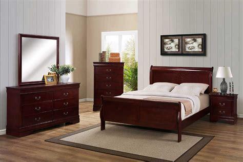 cherry bedroom furniture set cherry bedroom set the furniture shack discount