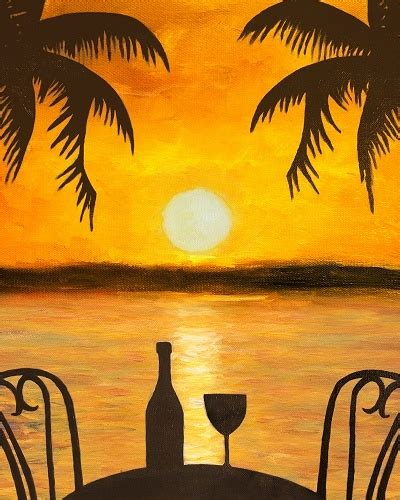 couples paint nite island paint nite reservations in paradise