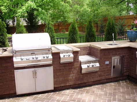 outdoors kitchen outdoor kitchens rockland county ny 171 landscaping design