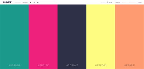 color scheme generator web design mistakes that make users leave your website