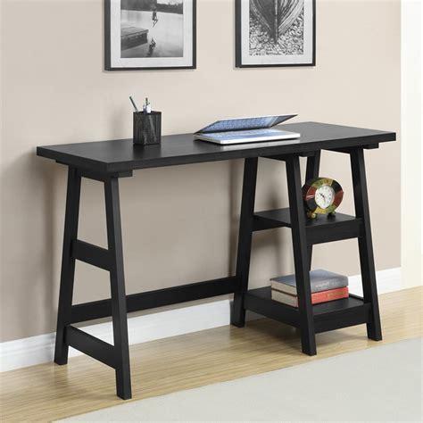 black writing desk shop convenience concepts designs2go black writing desk at