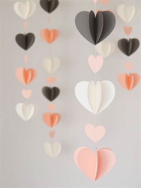 paper craft hearts best 25 paper decorations ideas on tissue