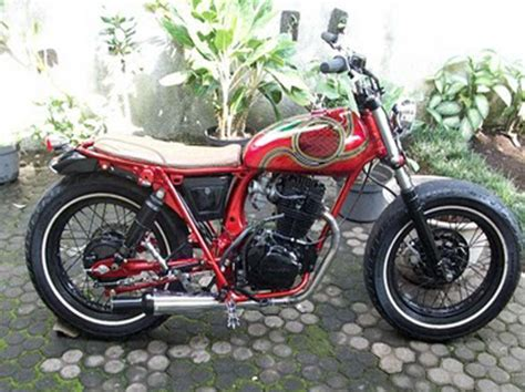 Foto Modification Cb by Modification Honda Cb100 2014 The Motorcycle
