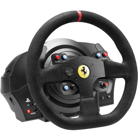 Thrustmaster Ferrari Lenkrad by Thrustmaster T300 Ferrari Integral Racing Wheel 4169082 B H