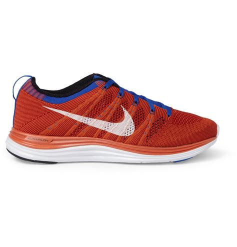 Nike Fly Knit Lunar 1 Sneakers In For Lyst