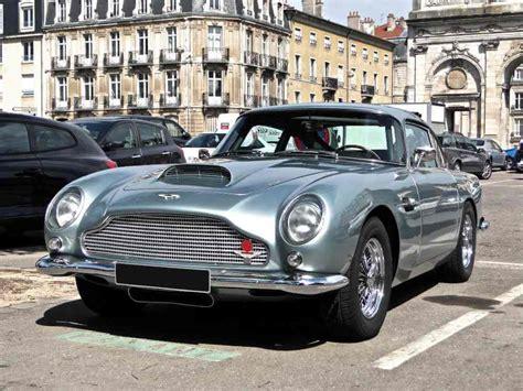 007 Aston Martin Db5 by Aston Martin Db5 Bond Car Appearances Specs Gadgets