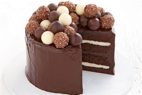 home decorating made easy chocolate cake