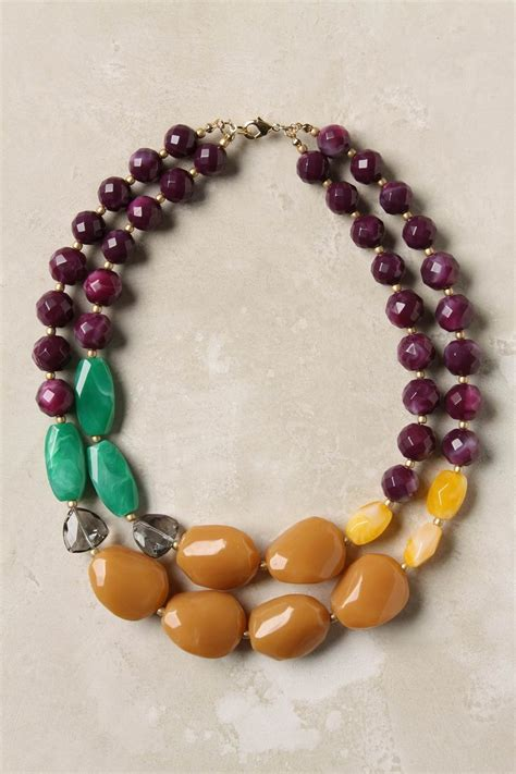 chunky for necklaces chunky necklaces and jewelry