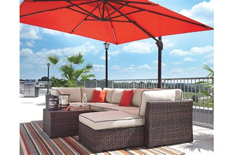 patio furniture umbrellas oakengrove patio umbrella furniture homestore