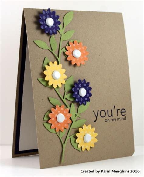 handmade cards ideas to make 30 great ideas for handmade cards