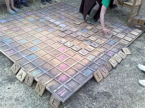 outdoor scrabble just added to hubby s to do list diy outdoor scrabble